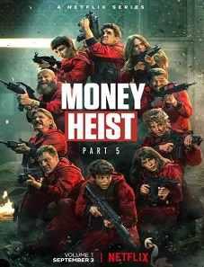 Money Heist - Season 5 (2021)